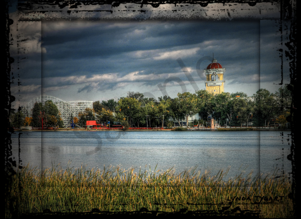 Tygart Denver Lakeside Amusement Photography Art | LYNDA TYGART  ART PHOTOGRAPHS