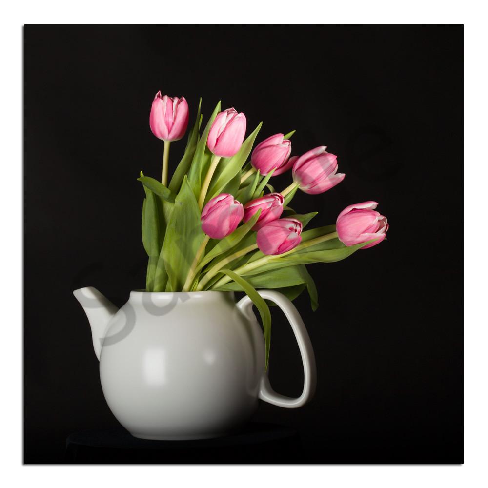 Spring Tea Tulip Bouquet