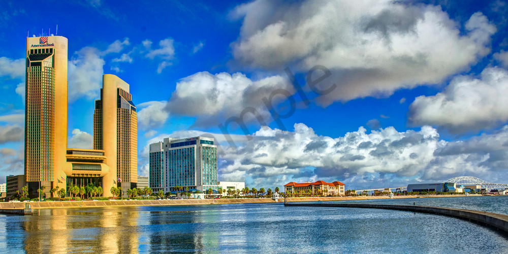 Corpus Skyline Photography Art | John Martell Photography