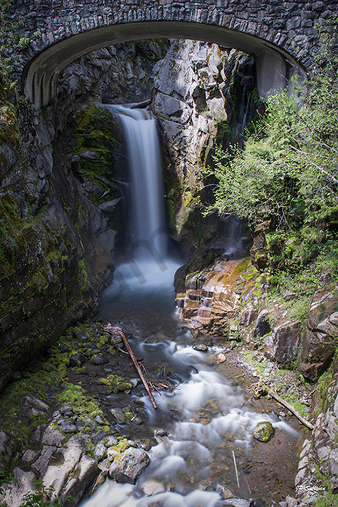 Clandestine Falls Photography Art | JP Sullivan Photography, Inc.