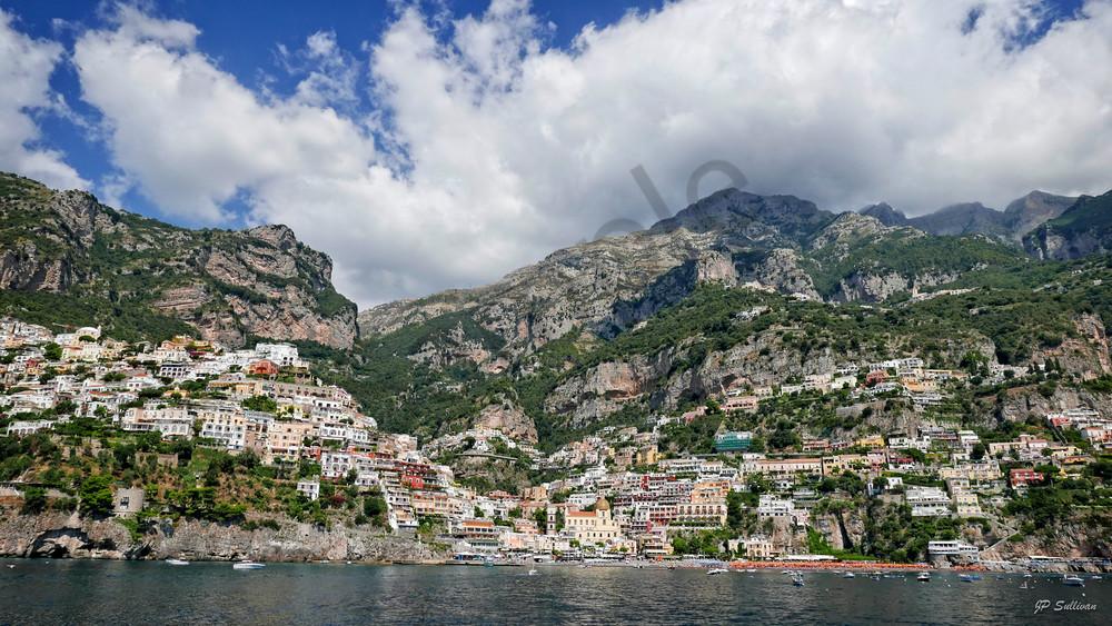Positano Italy - JP Sullivan Photography - fine art prints