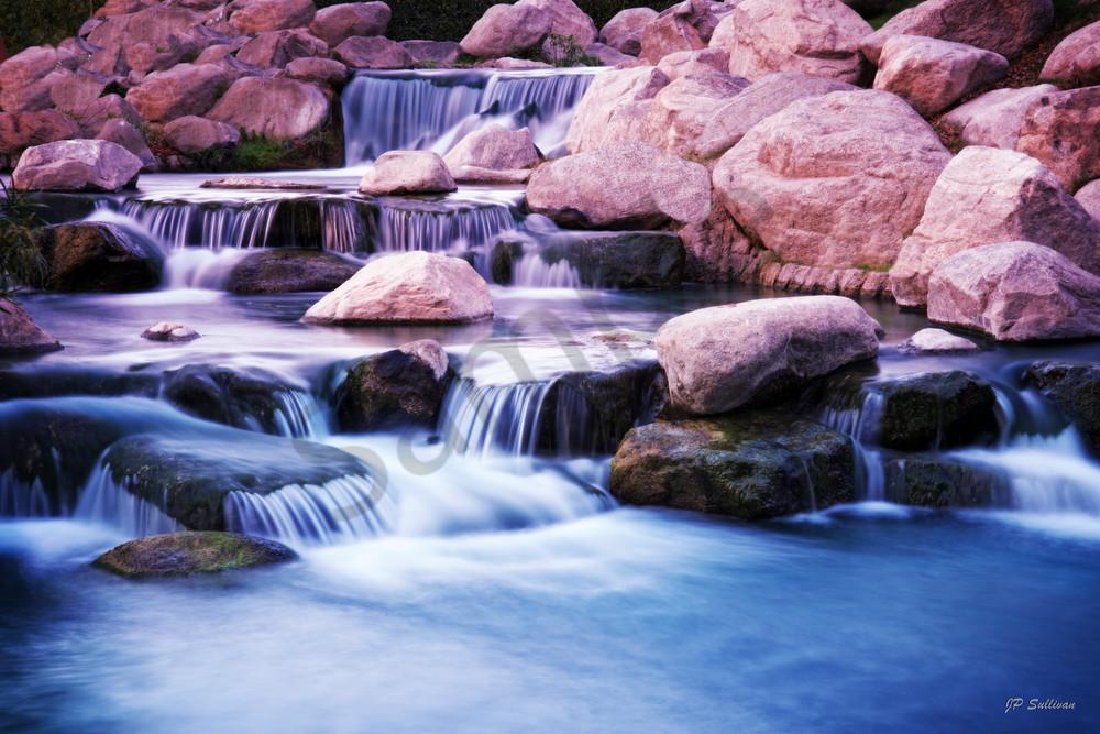 silk - tranquil silky waters - fine arts print - wall art