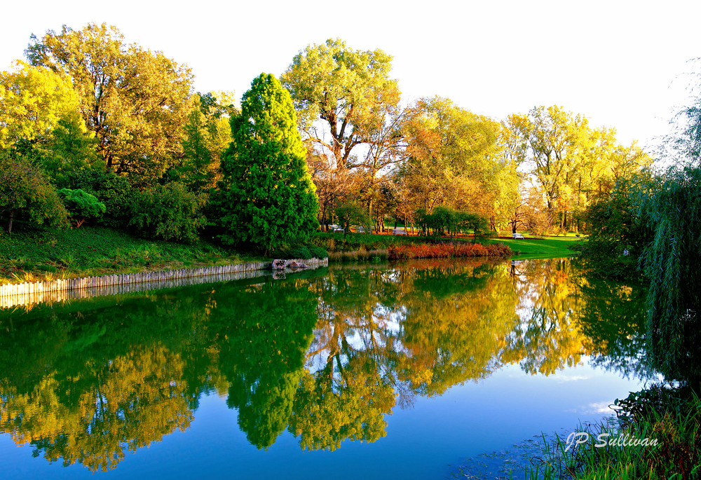 autumn in chicago fine art wall prints photography aluminum prints
