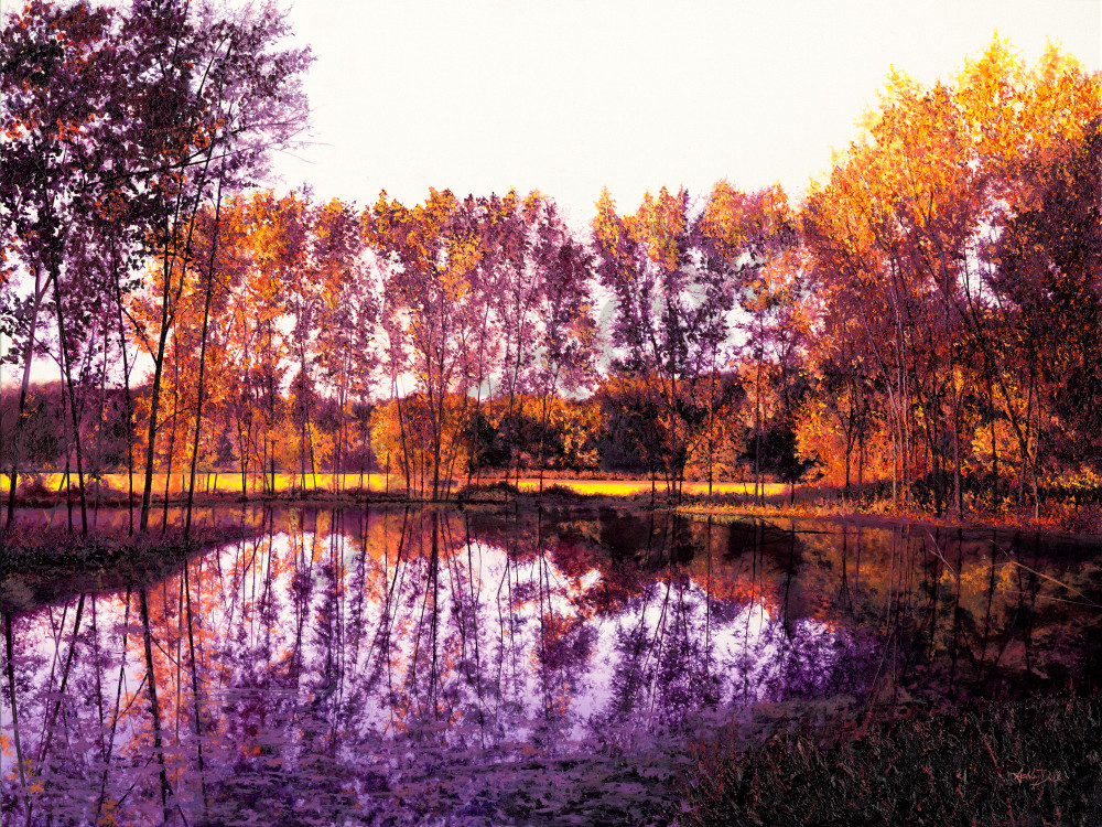 God's Reflections Canvas & Paper Prints