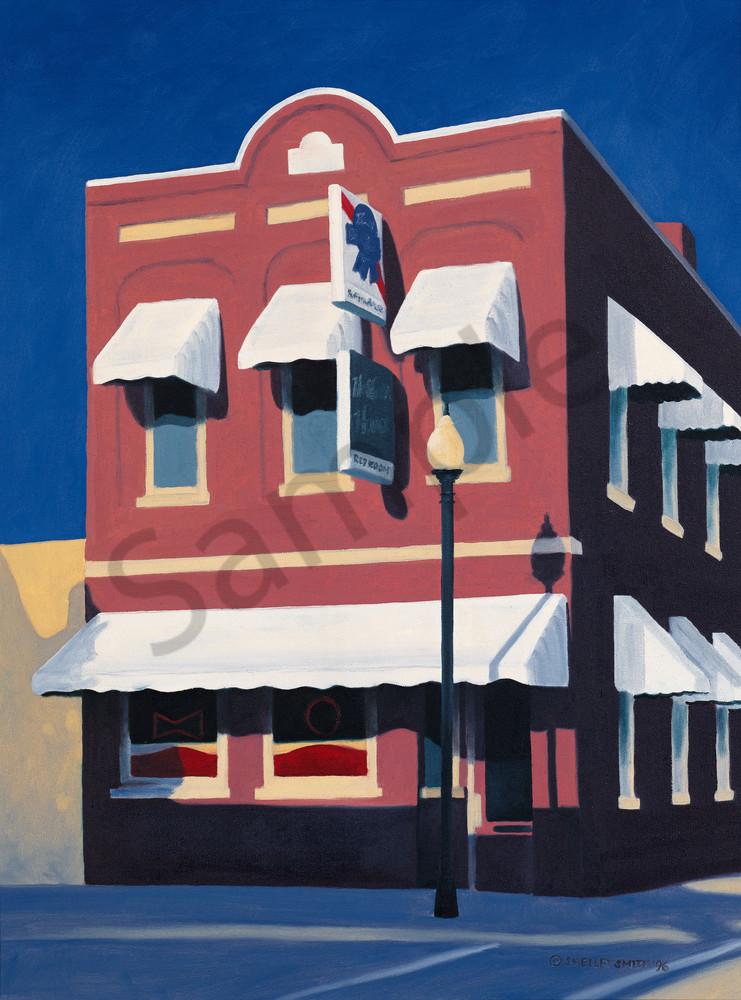 The Red Room | Door County WI | Fine Art Prints