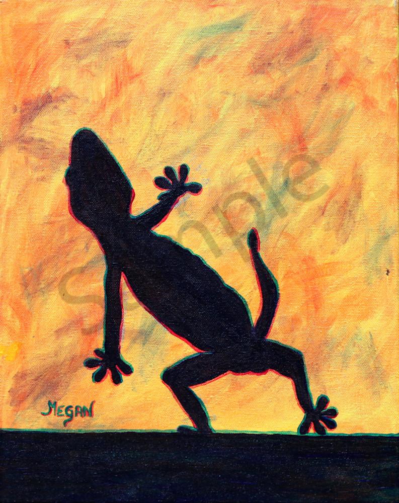 Gecko Dance 2