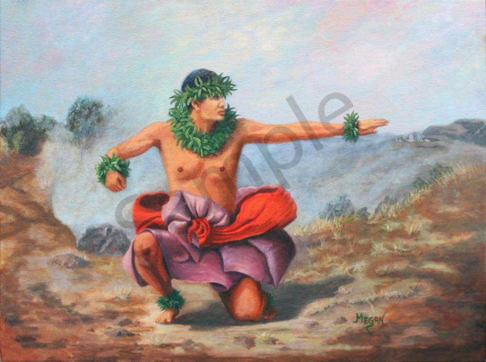 Kilauea Dancer