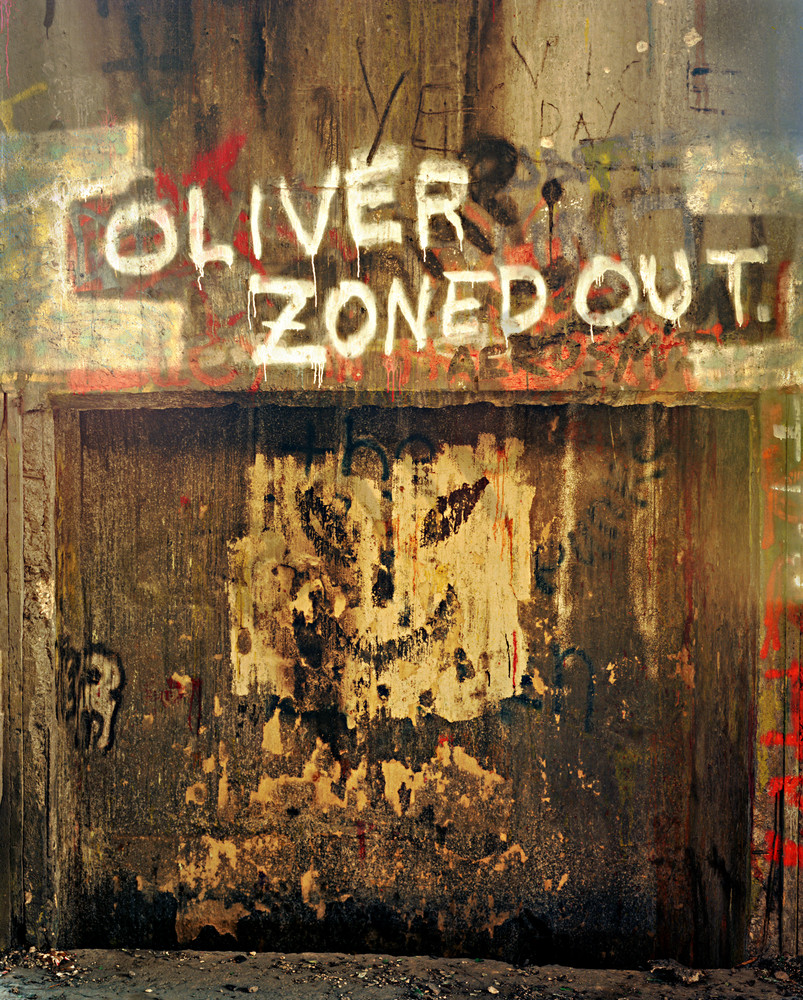 Oliver Zoned Out