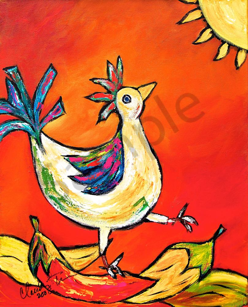 Kickin' Chicken I