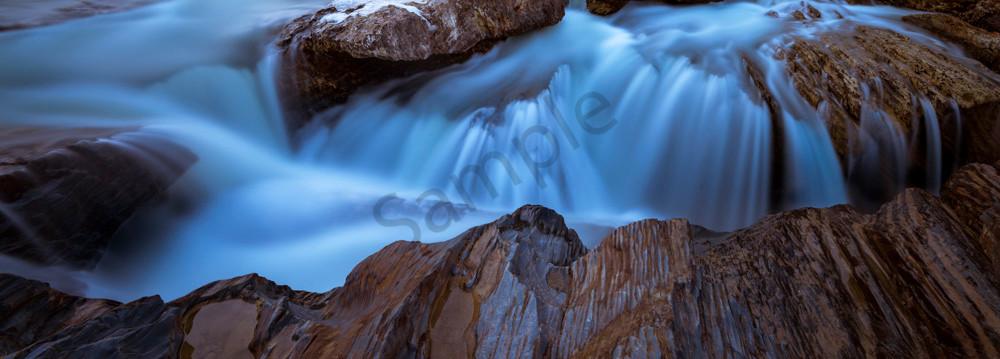 Natural Bridge in Yoho Park. Canadian Rockies| Rocky Mountains|