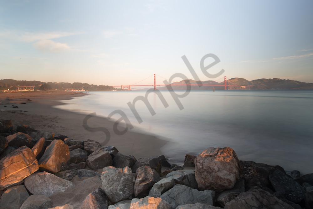 Sunrise Golden Gate Bridge Fine Art Photo for sale | Barb Gonzalez Photography
