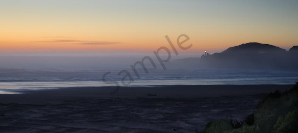 Yaquina Bay Lighthouse Photography Art | Barb Gonzalez Photography