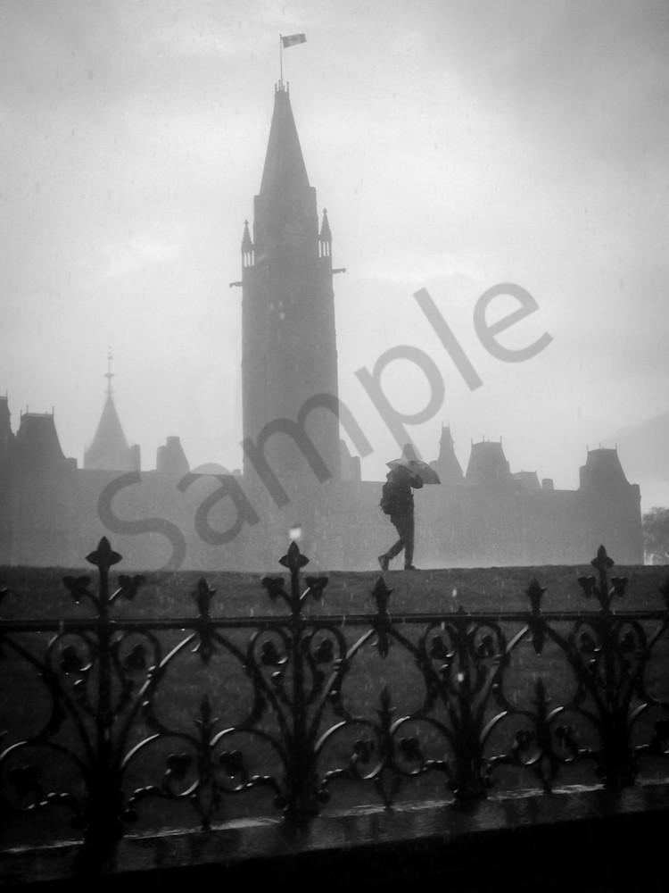 Rainy Walk Photography Art | Sage & Balm Photography