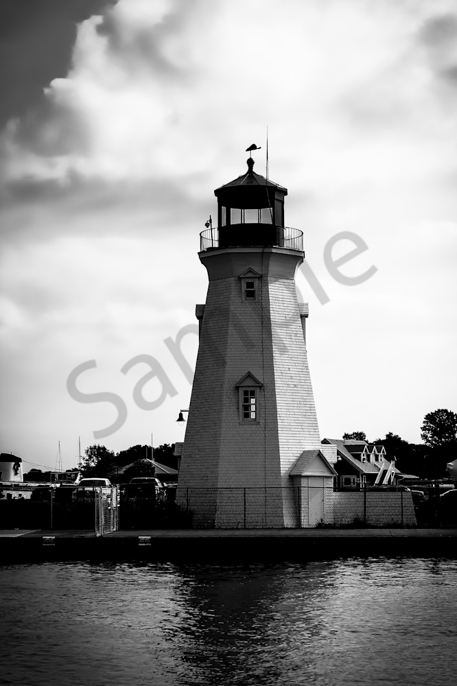 Lighthouse On The Pier Photography Art | Sage & Balm Photography