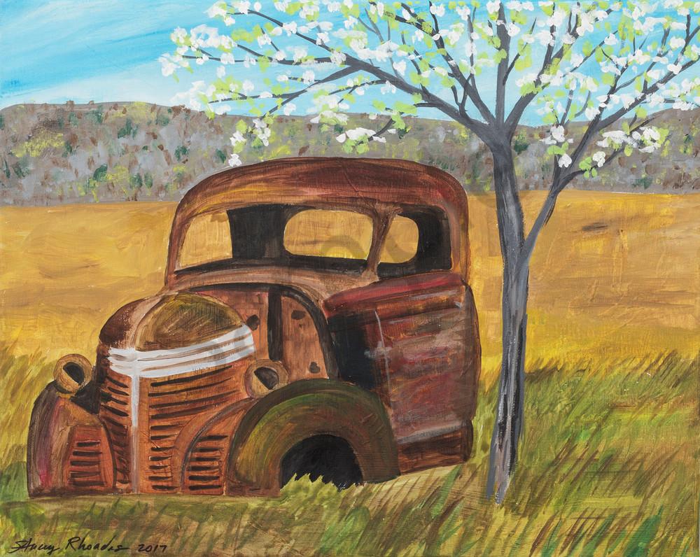 Old Truck Arkansas