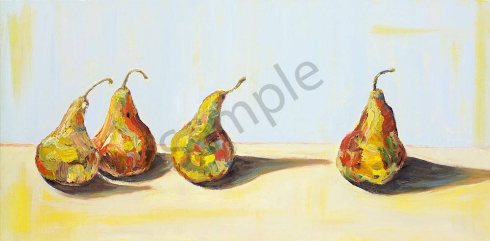Posh Pears