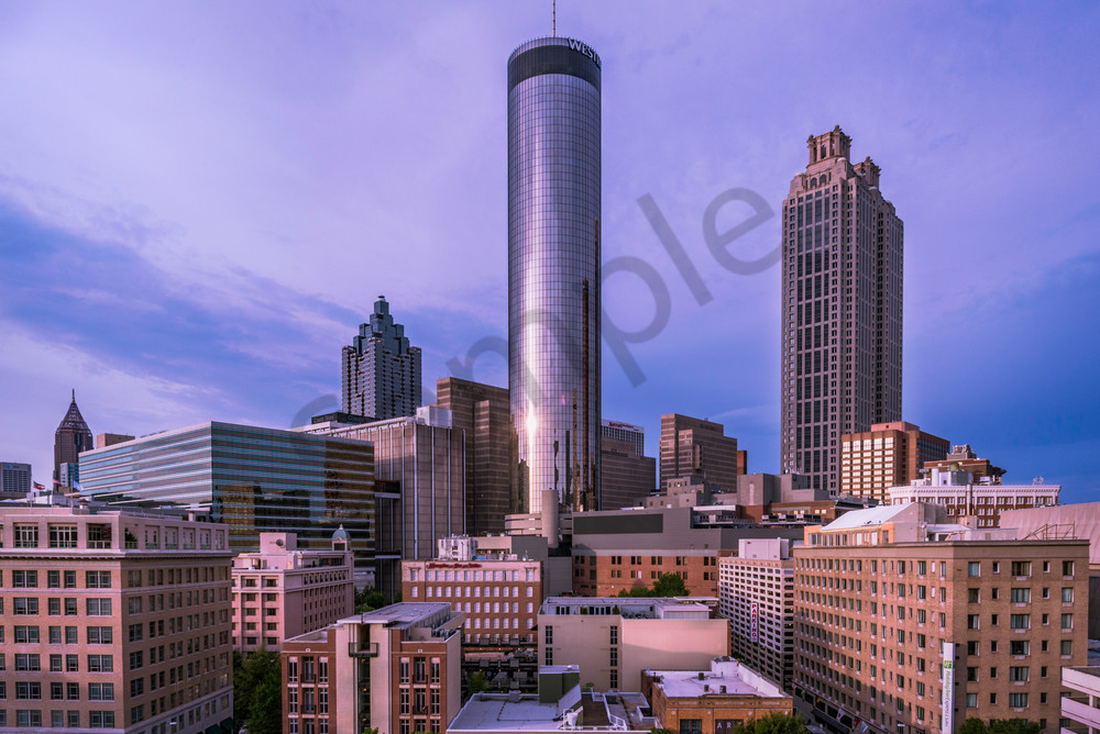 City Skyline [Atlanta]: Susan J Photography | Shop Prints