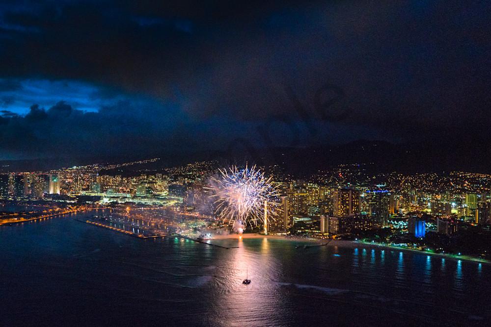 Hawaii Photography Friyay Night By Matt Kwock