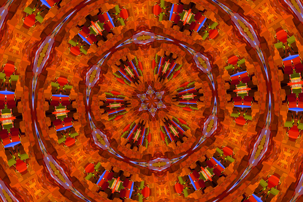 Img 2924 Implode Psp Kal 2 Red Art | Oz Fine Art Studio