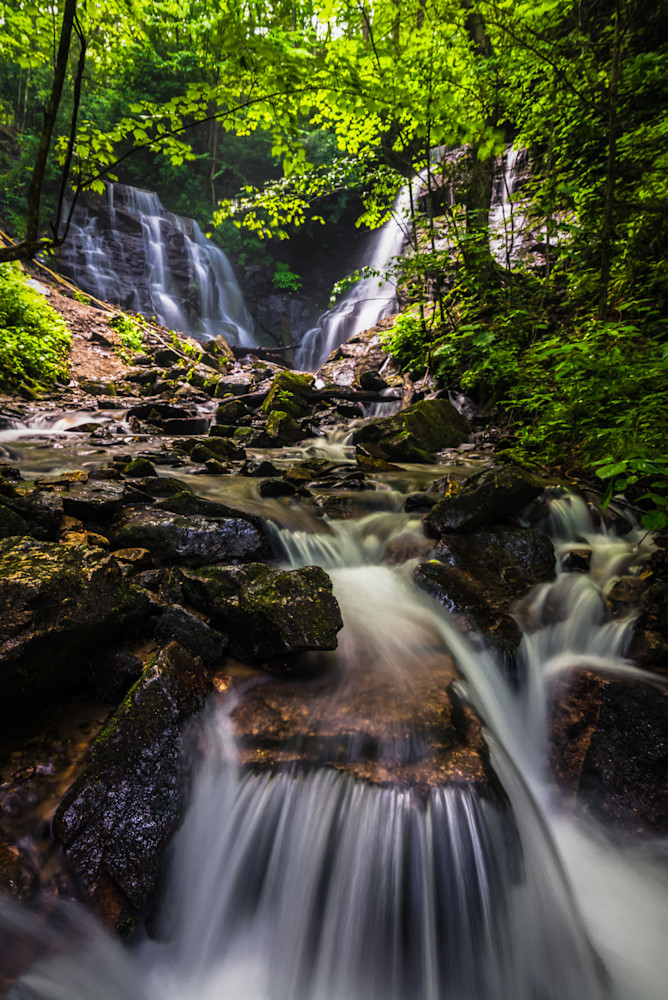 Soco Falls Photograph for Sale as Fine Art