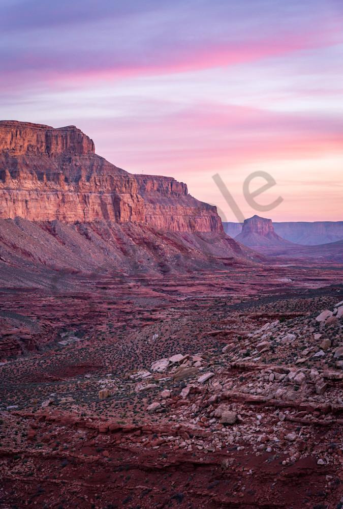 Colorful Havasu Sunrise Photograph for Sale as Fine Art