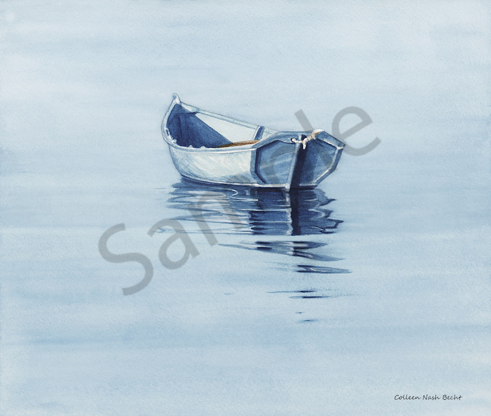 Coastal Reflection I Art | ColleenNashBecht