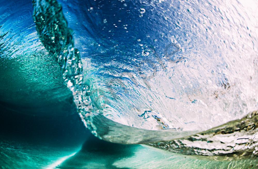 Wave Over Under Photography Art | stephanelacasa