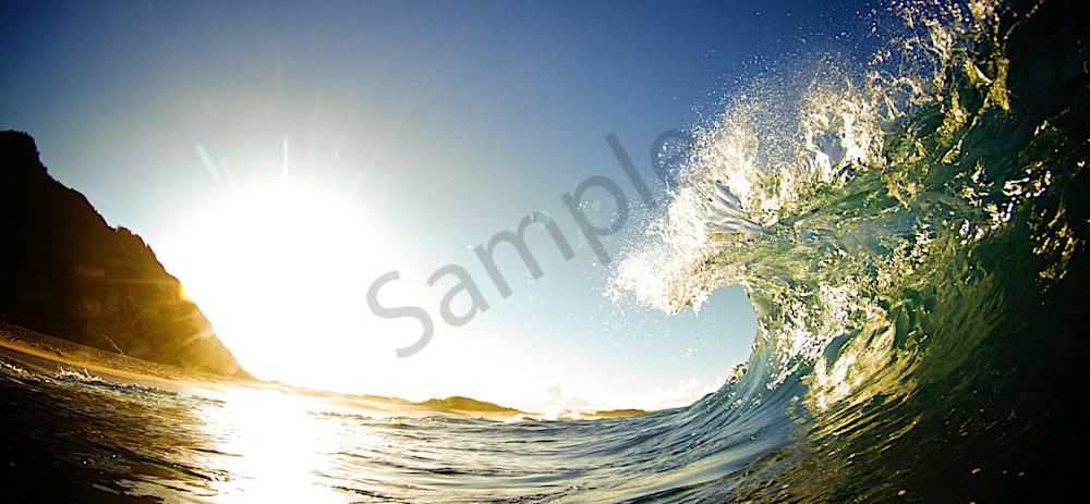 surf photo, Hawaii.