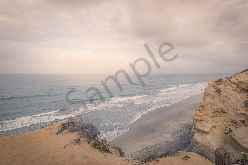 Visions of Bliss near Torrey Pines State Beach | Susan J Photography