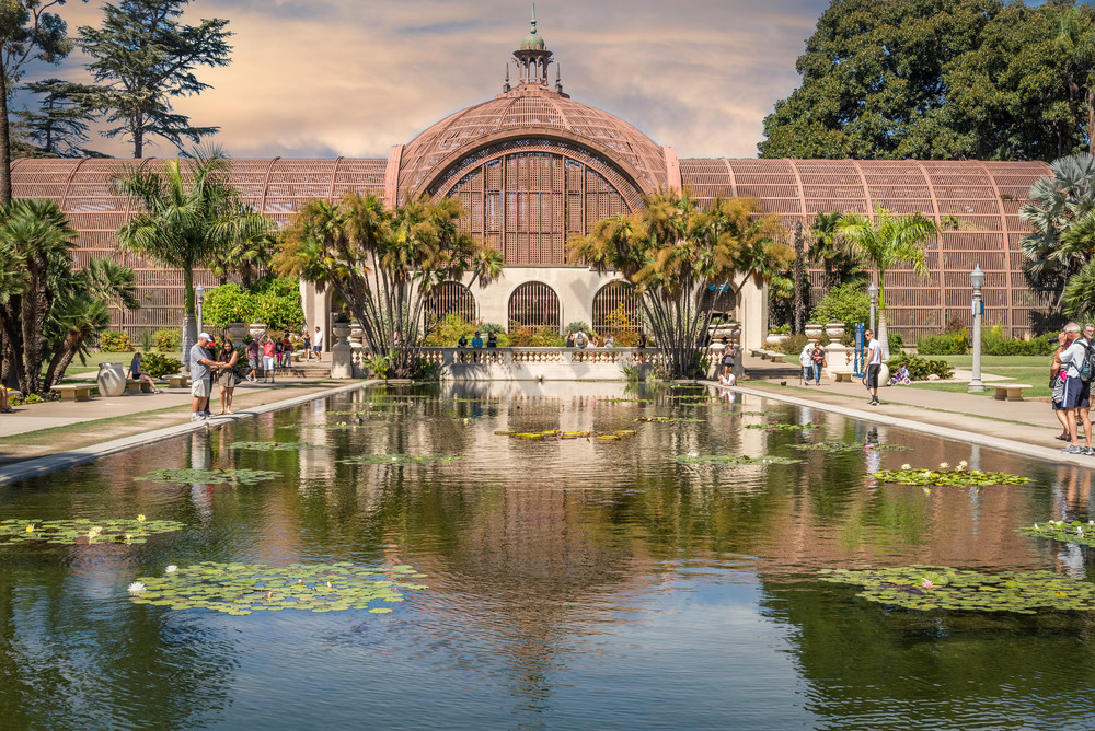 Balboa Park Reflections | Susan J Photography