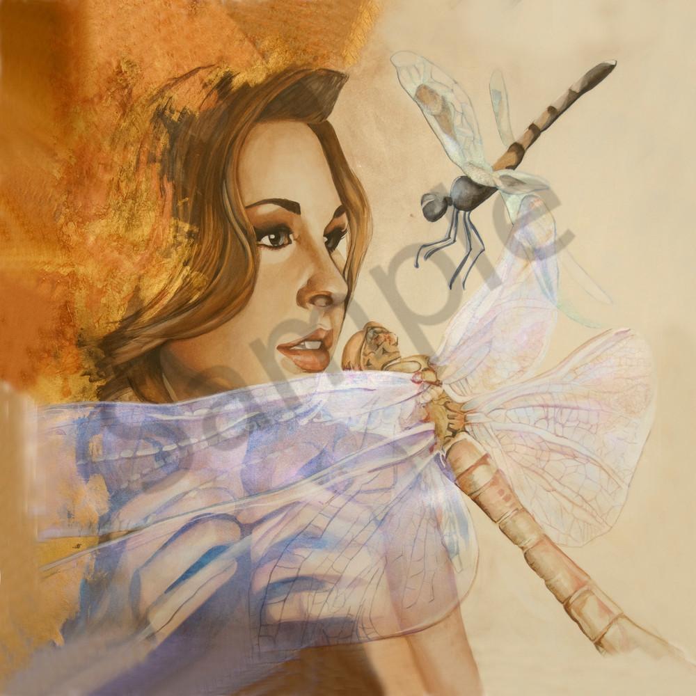 Designs by Teri | Teri Vereb Fine Art Paintings | Dragonfly