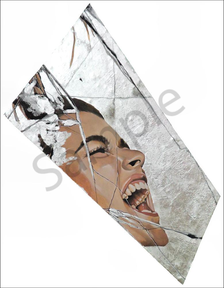 Designs by Teri | Teri Vereb Fine Art Paintings | Hysteria