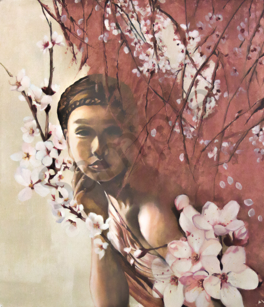Designs by Teri | Teri Vereb Fine Art Paintings | Cherry Blossom