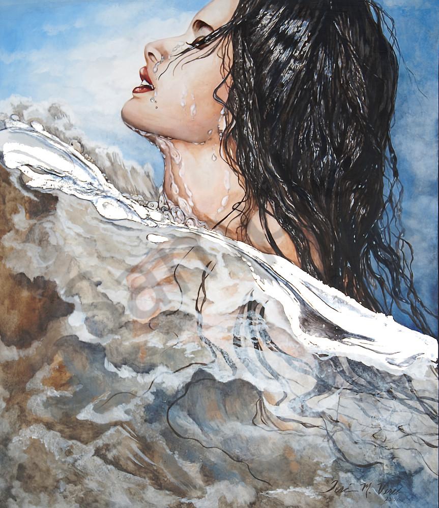 Designs by Teri | Teri Vereb Fine Art Paintings |Female| Water