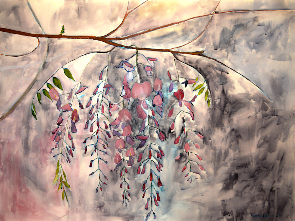 Wisteria Tree Art | The Soap Gallery