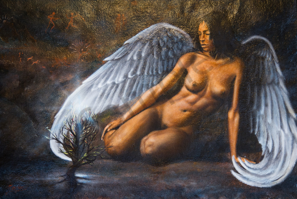 Angel Art   The Soap Gallery