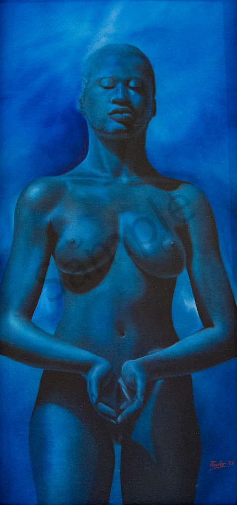 Blue Memory Art | The Soap Gallery