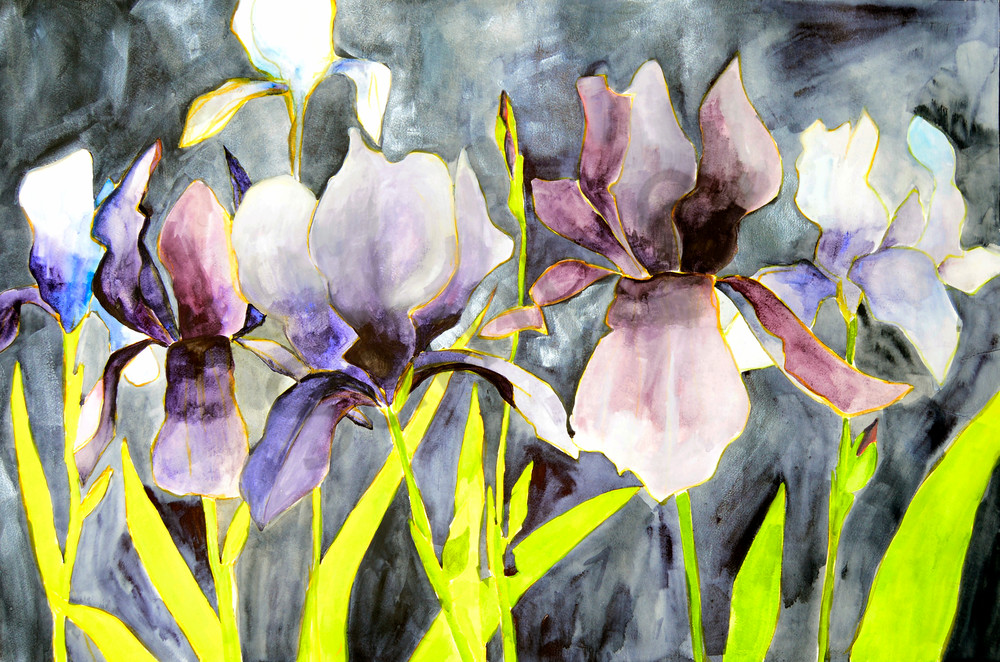 Iris Art | The Soap Gallery