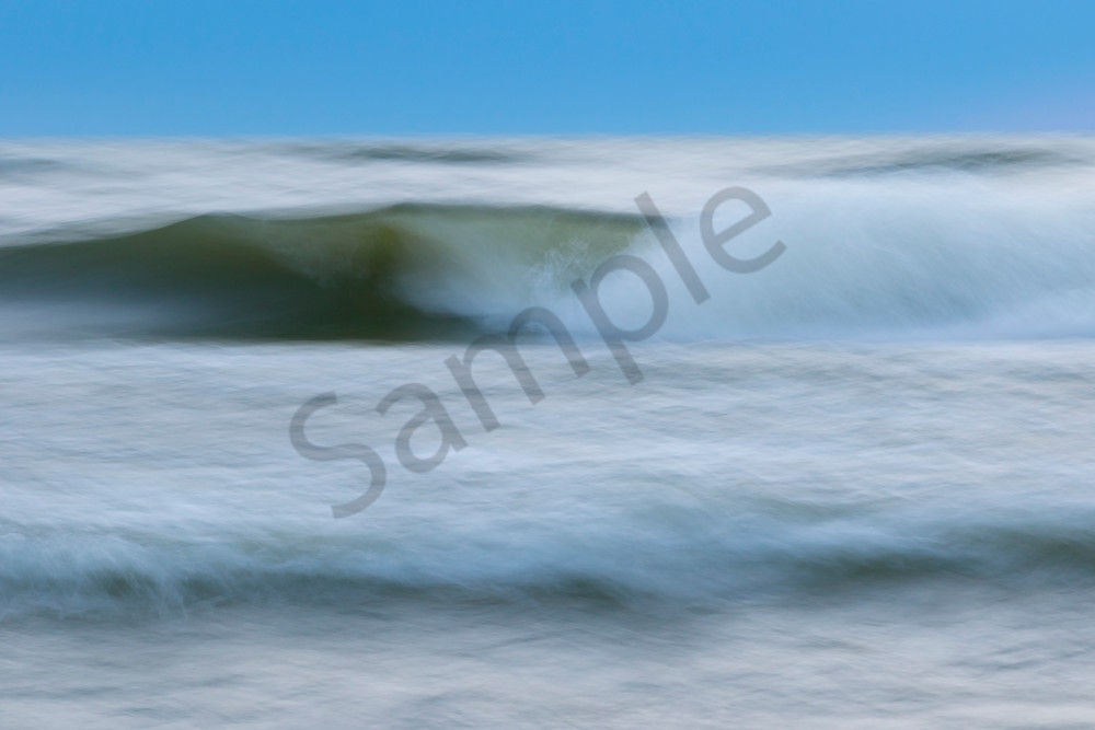 Water Motion # 15 - Abstract Fine Art Water Photographs for sale by Ron Pickering