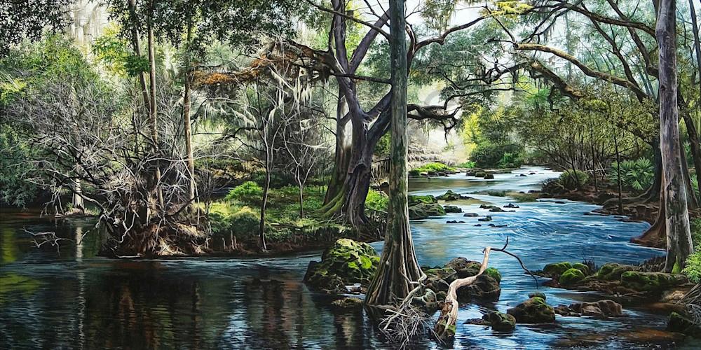 Hillsborough River nature print | Kevin Grass Fine Art