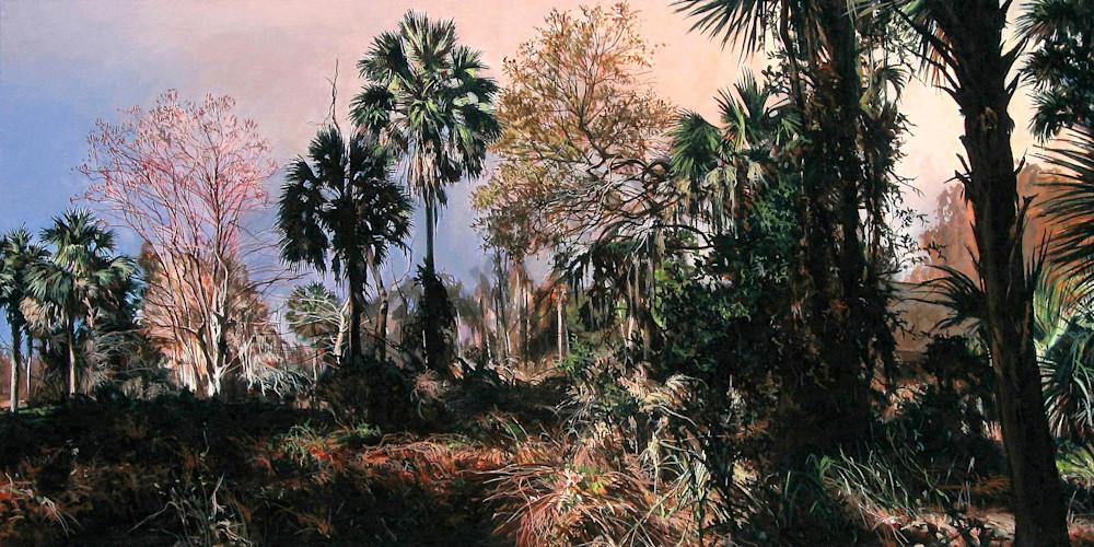Twilight nature preserve print | Kevin Grass Fine Art