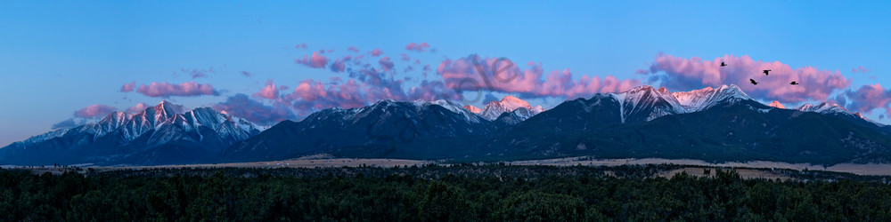 North Collegiate Peaks