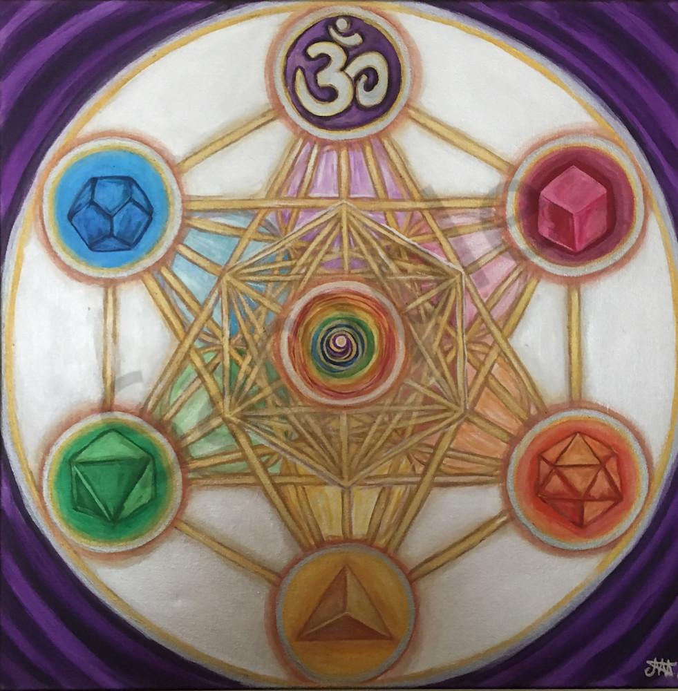 e67941f4c43 Sacred geometry art painting