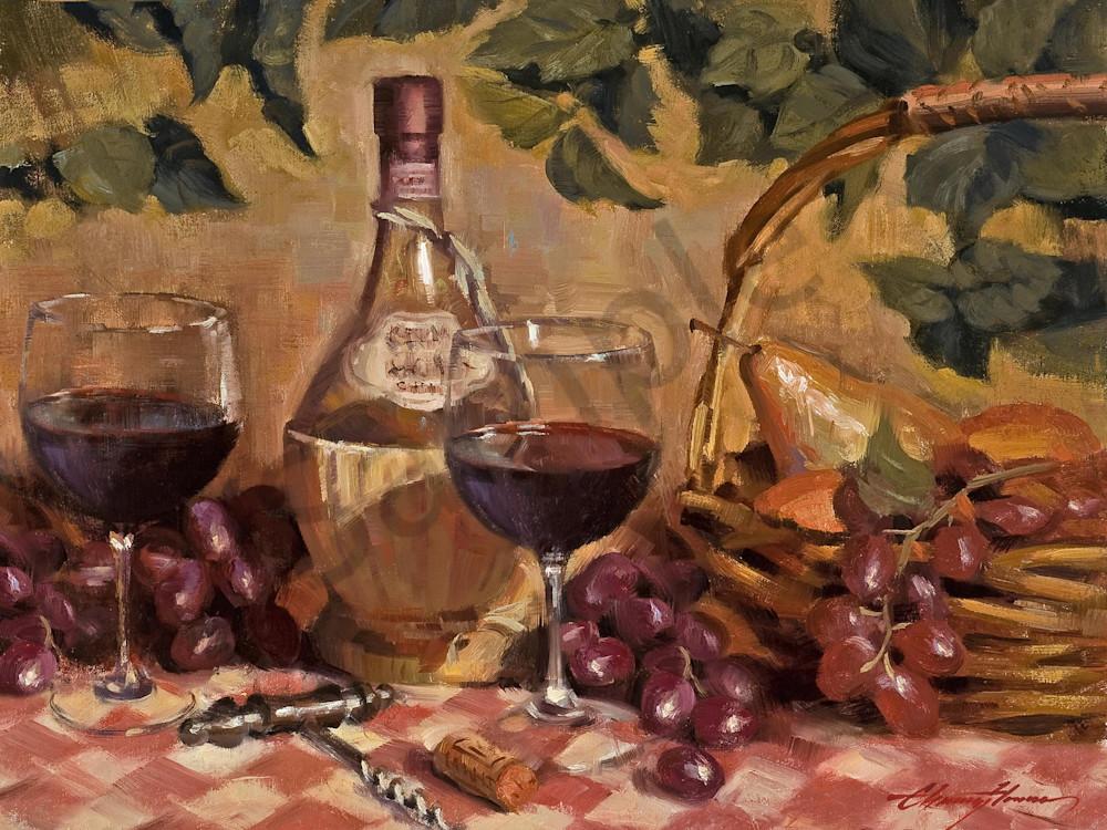 Still Life | Southwest Art Gallery Tucson | Wine Picnic