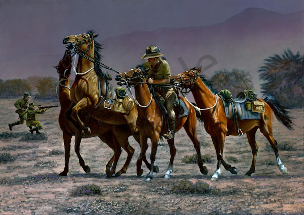 The Horse Holder
