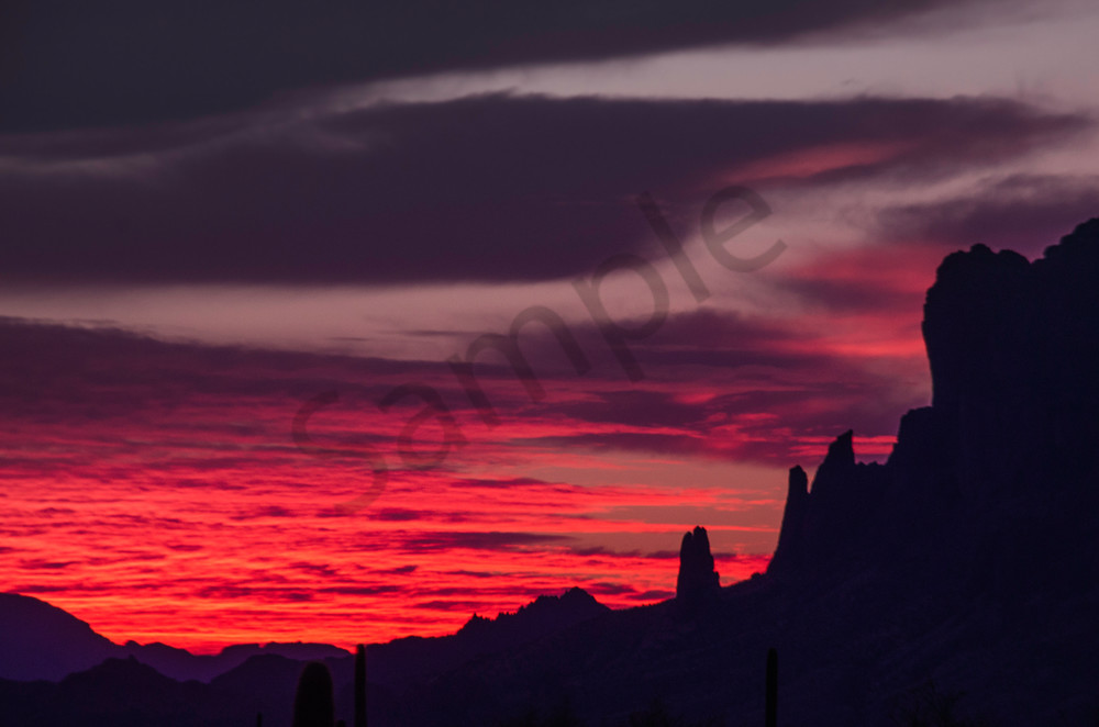 Arizona Sunrise 004