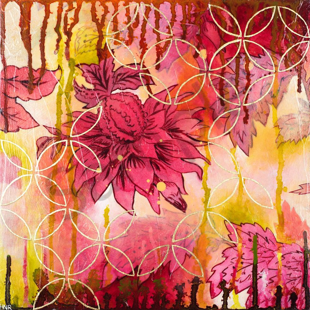 Arcs (Romantic), a fine art print by Heather Robinson