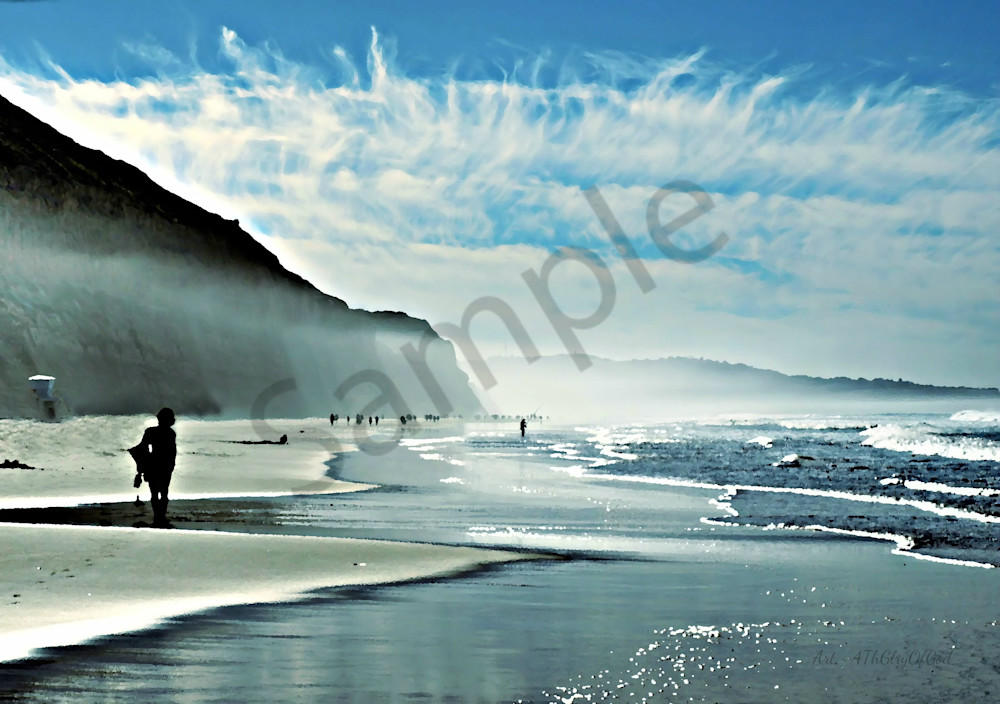"""""""This is the day the Lord has made..."""" - digital painting photograph"""