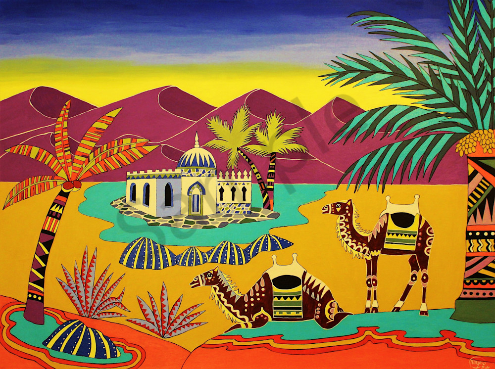 Desert Dream Art for sale.