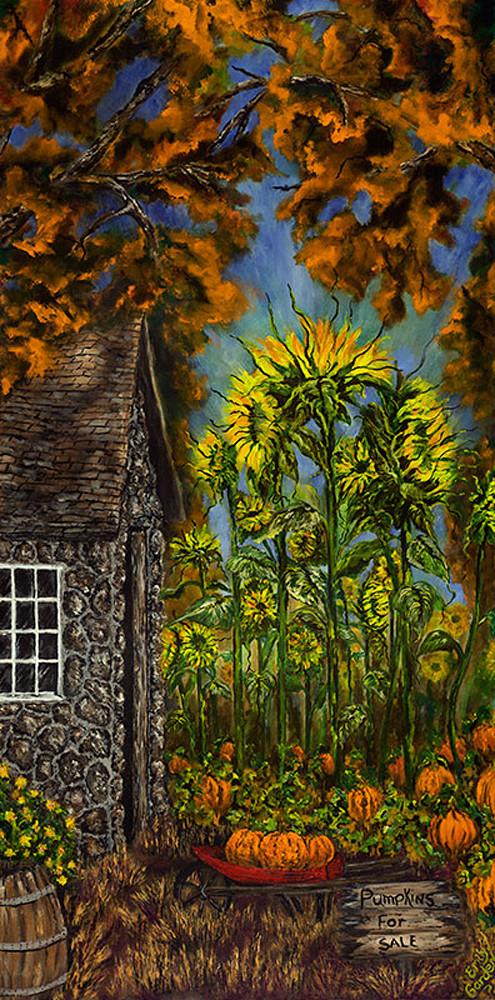 Emily's Garden art work by Cat A.